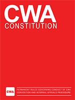 CWA Constitution