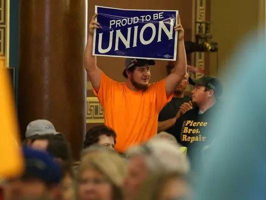 Iowa Public Unions