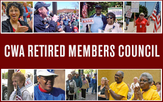 CWA Retired Members Council