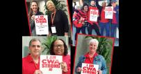 We Are CWA Strong