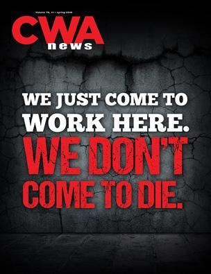 CWA News Spring 2016