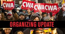 Organizing Update